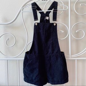 H&M Divided Black Overall